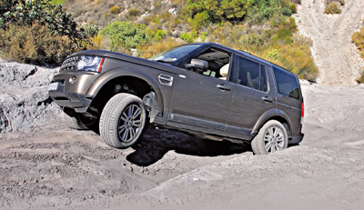 land rover discovery 4 off road. land rover discovery 4 30 tdv6 hse off road t