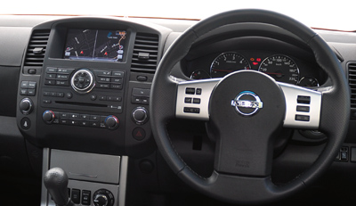Nissan Pathfinder 2.5 dCi manual