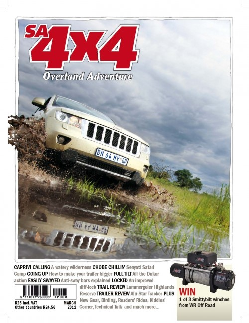 March 2012 Edition