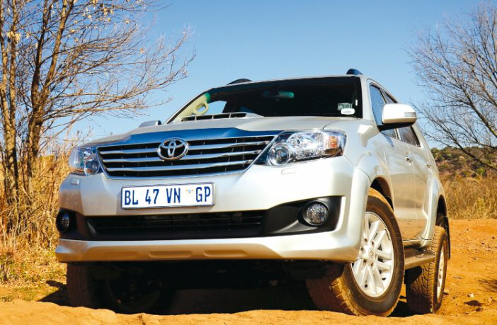 Off-road Review: Toyota Fortuner 3 0 - SA 4x4