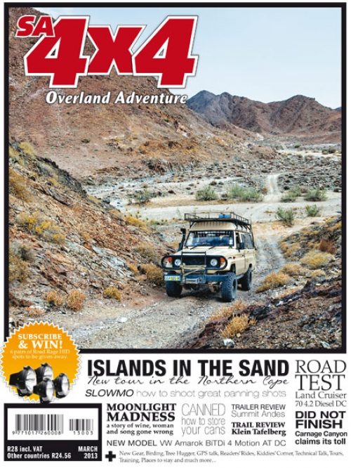March 2013 Edition