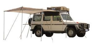 Front runner: modular awning - 4x4 awning