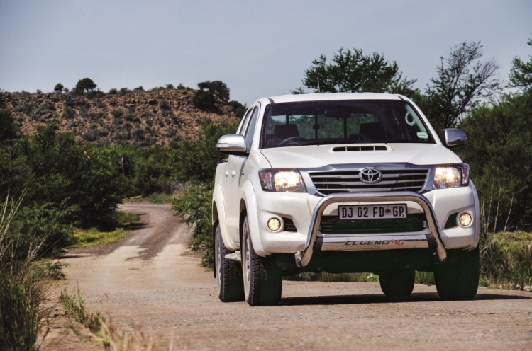 Off Road Vehicle Review Legends Only Toyota Hilux