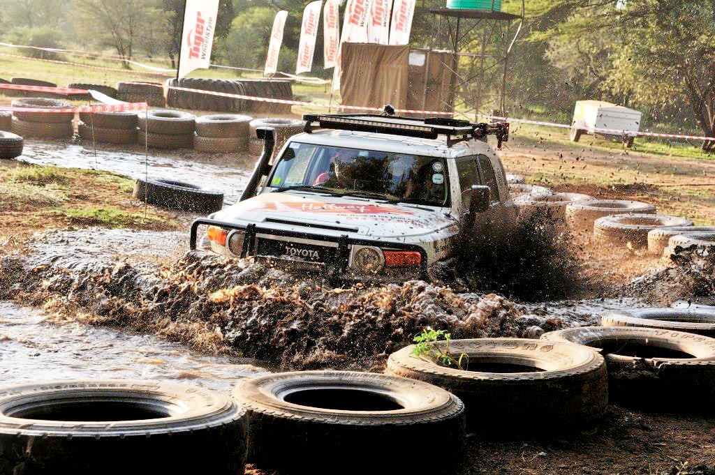 Toyota Rust De Winter Jamboree