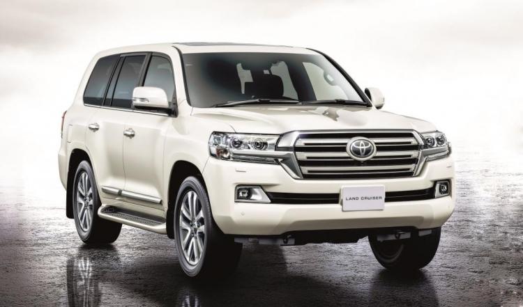 Model Y Update: Model Update: Toyota Land Cruiser