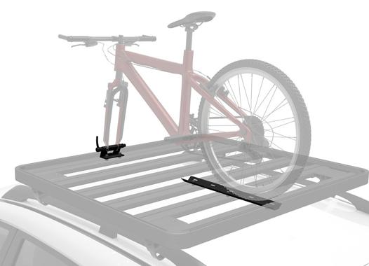 Fork Mount Bike Carrier & Thru Axle Adapter by Front Runner