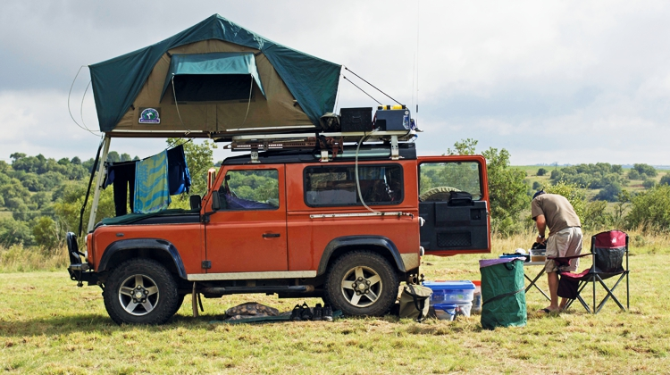 Gear Roof Rack Buyers Guide Sa 4x4