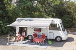 Fiamma F45 S and L awning