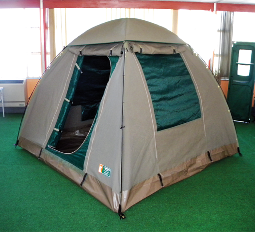 Campmor Weekender 2.4 x 2.4m dome tent