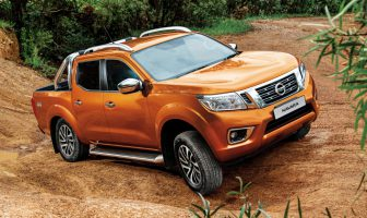 New Model: Nissan Navara