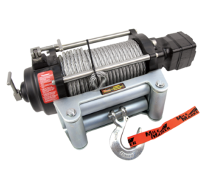 Mile Marker winch range