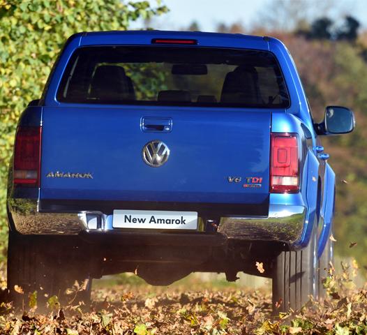 New Model: Volkswagen Amarok - SA 4x4