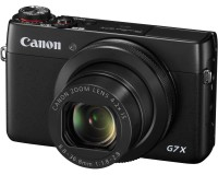 Compact Camera Canon G7 X Point and Shoot