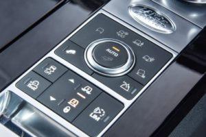 Land Rover discovery modern tech