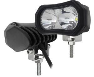Ironman 4x4 twin-LED work light