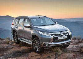 New Model: Pajero Sport