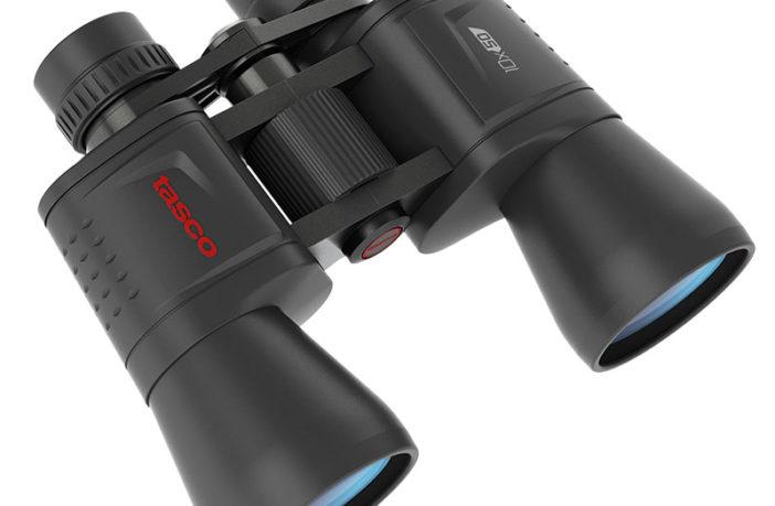 Tasco Essentials 10x50 binoculars