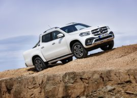 Mercedes-Benz X-Class: The X files update