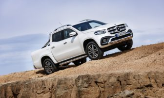 Mercedes Benz X Class: X files update