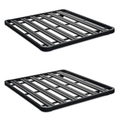 The Bush Company aluminium roof rack