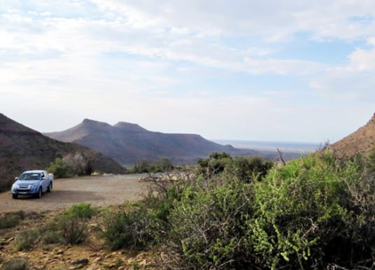 Karoo National Park – 4×4 Eco Trails