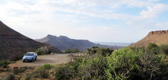Karoo National Park - 4x4 Eco Trails