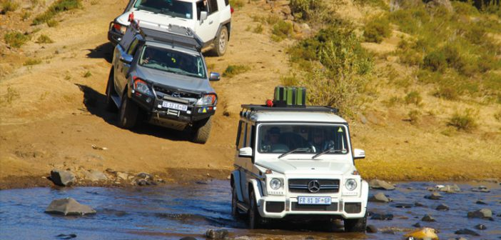 Travel: Lesotho