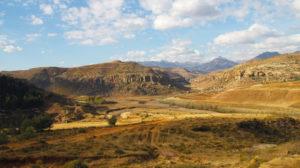 Travel Lesotho Scenery