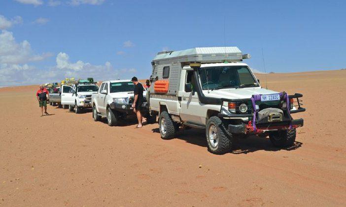 Travel: Namib Dunes