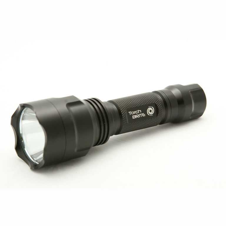 1000 Lumen torch C8/T6 tactical torch