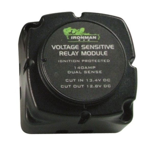 140 AMP Dual Battery Kit