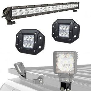 4x4 LED Lighting