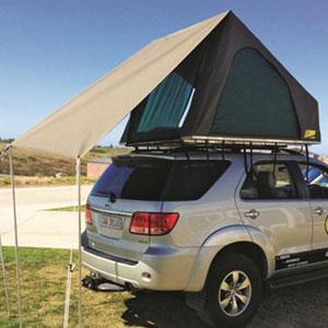 4x4 Rooftop tents