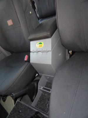 Consol box and safe 4x4 accessories