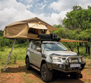 Ironman 4×4 Easy-Out awning