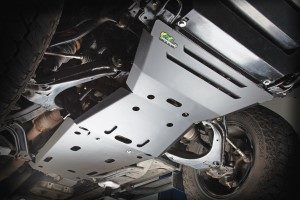 Ironman 4x4 underbody protection systems