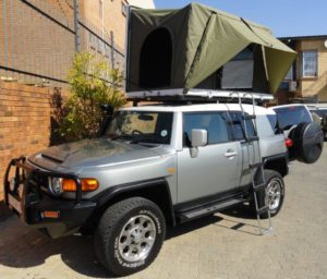 Penthouse Extreme Tent & 4x4 Rooftop tents - SA 4x4