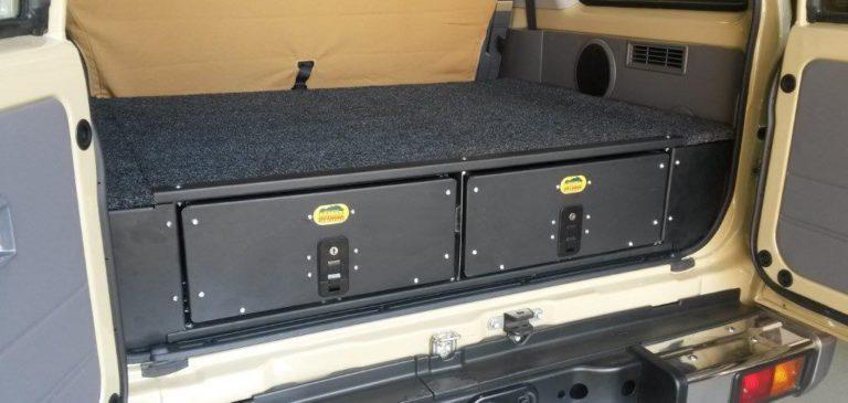 Savute Drawer 4x4- drawers