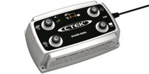 CTEK D250S Dual charger