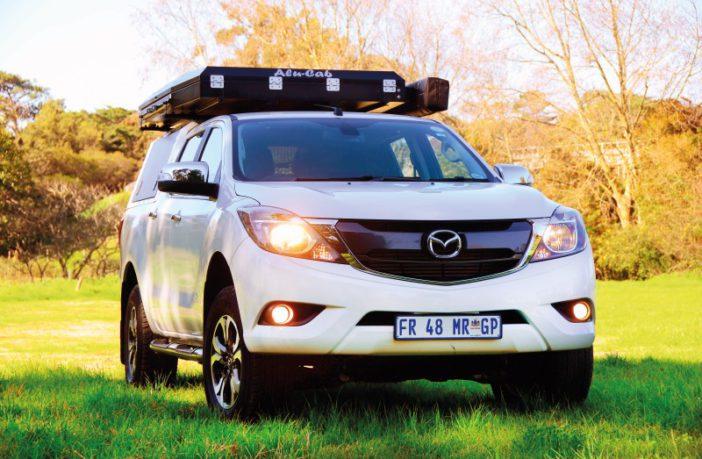 Mazda BT-50 long-termer covered in polyurethane film