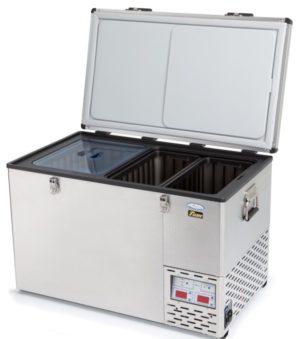 National Luna 90 litre TWIN compartment