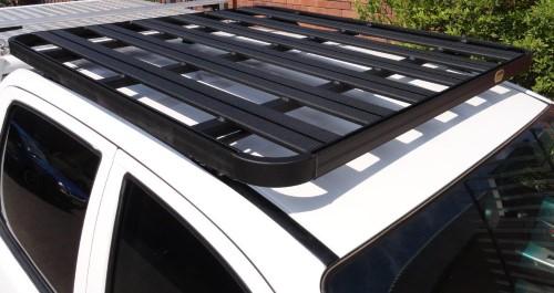 Roofrack Hilux REVO D/Cab