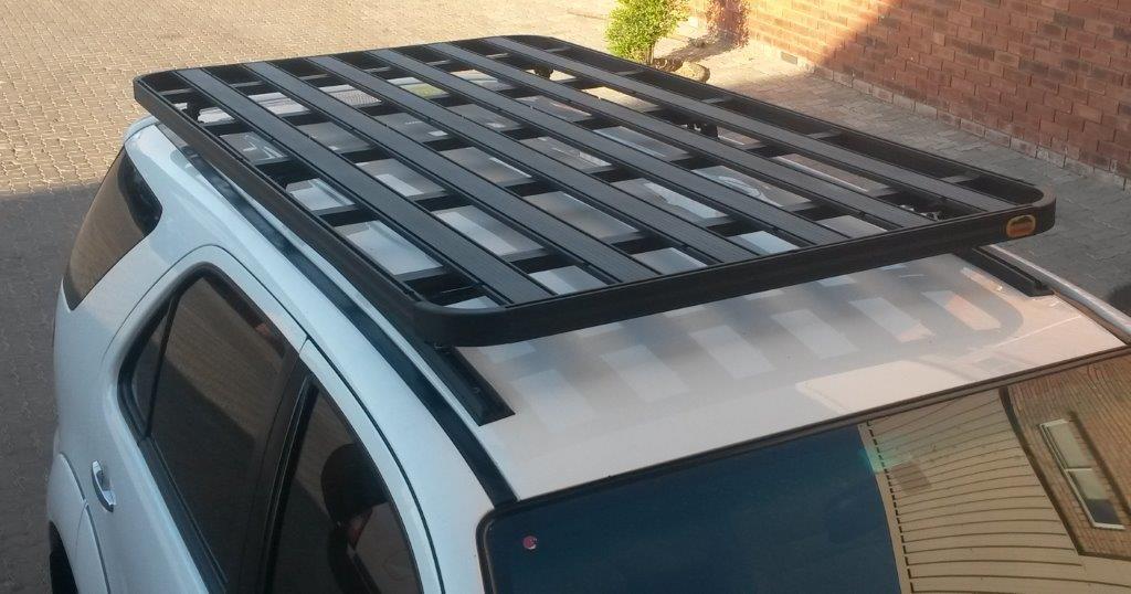 Roofrack Toyota Prado 150 Sa 4x4