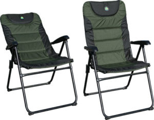 Tentco Classic High Back Chair