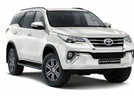 Fortuner 4×4 now in 2.4 guise