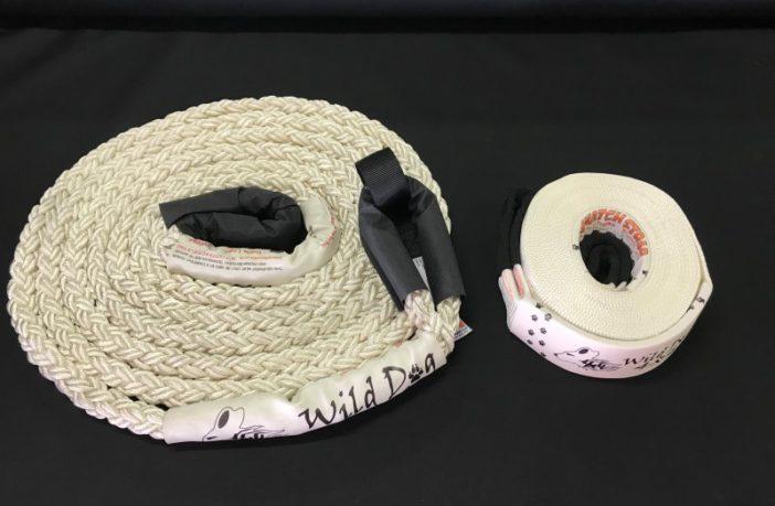 Snatch Strap vs Kinetic Rope