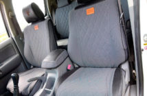 Caprivi seat covers