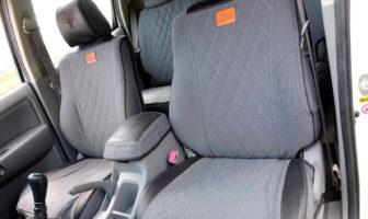 Caprivi seat covers