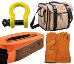 Desert products recovery gear