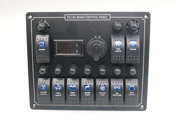 Fox & Sons switch panels
